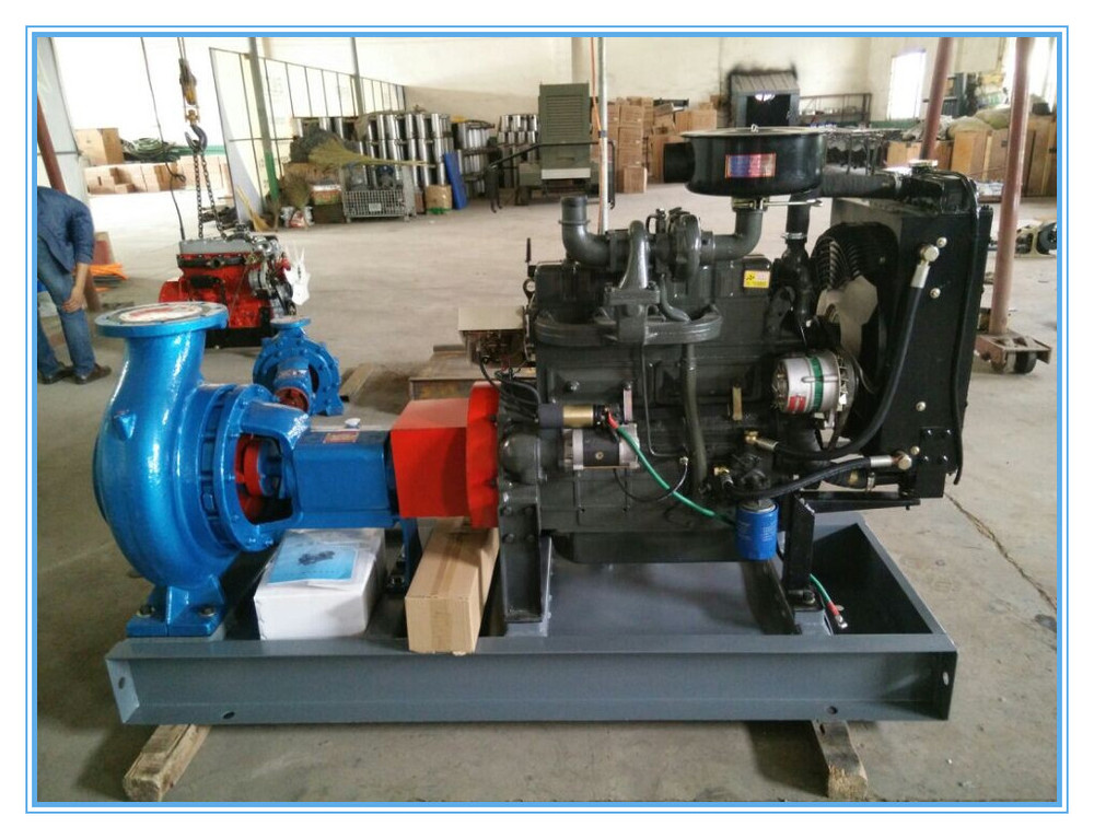 30 10000m3 H Large Outflow Agricultural Irrigation Diesel