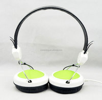 T-420 Craftsmanship Corded Mobile Phone Headset with Flexible Noise Canceling Mic Headband