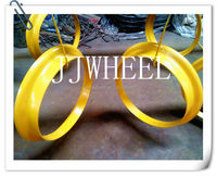 truck wheel parts--side ring