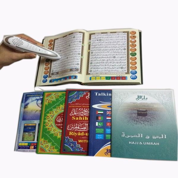 Quran ayat digitale santo al corano player con lettore di penna quran digitale di download