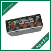 2016 one top one bottom double flute cherry tomatoes packaging box