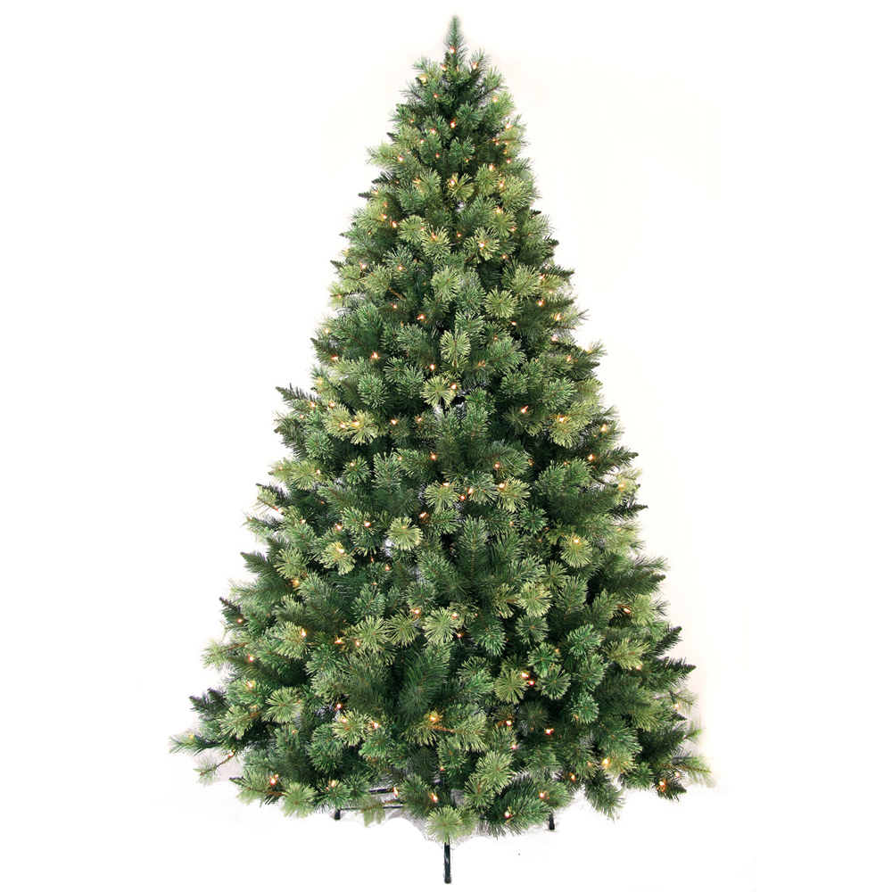 6ft White Christmas Tree,Outdoor Lighted Twig Christmas ...