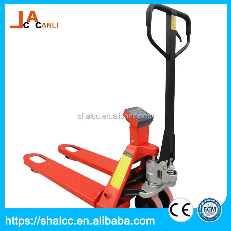 Wholesale cheap Factory lift pallet platform truck