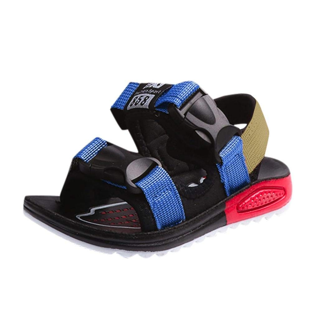b3766e7ef5ed Get Quotations · WOCACHI Baby Girls Shoes Toddler Baby Boys Beach Sandals  Sneaker for Children Patchwork Shoes