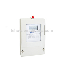 ISO9001 Certified DTS1636 three phase prepayment Electric Meter