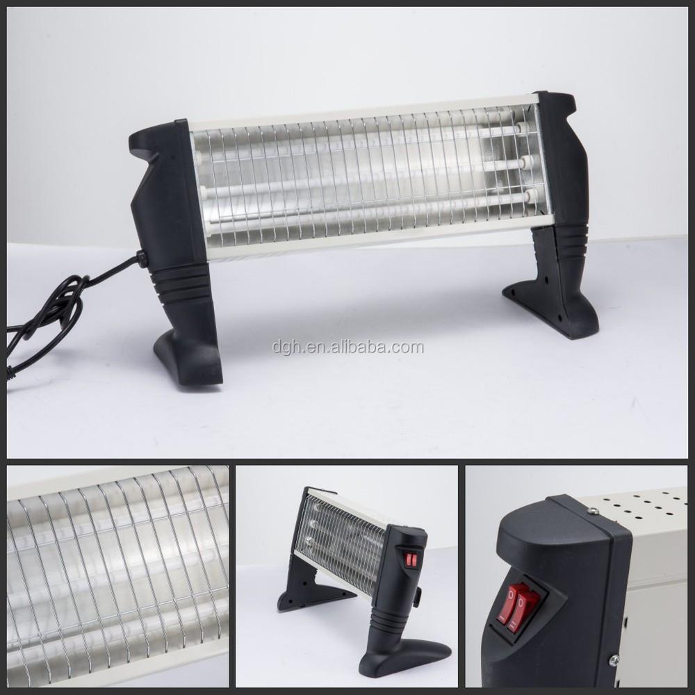 eh 1500 halogen tubular electric infrared heater portable. Black Bedroom Furniture Sets. Home Design Ideas