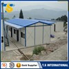 Modern Prefabricated House high quality factory price movable portable outdoor house stainless steel guard security pref