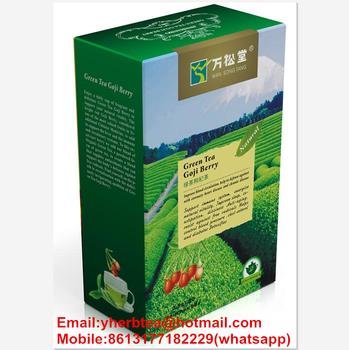 Green Tea Goji Berry Of Healthy Medicinal Herbal Tea Buy Green