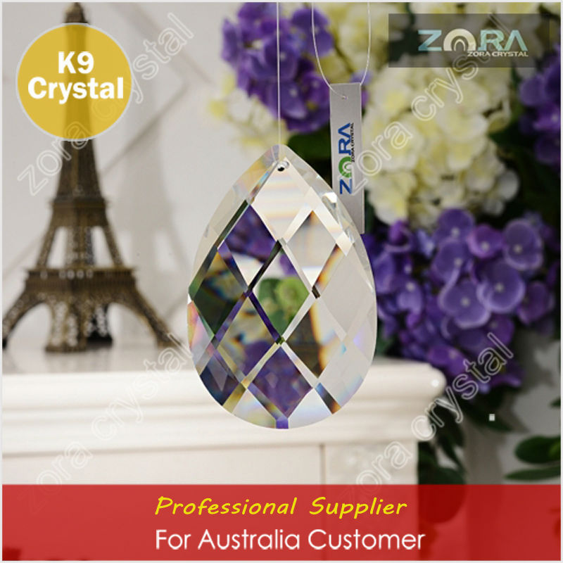 Professional supplier Top Quality glass prisms chandelier parts for Australia