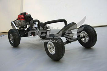 49CC 4 Wheels Gas Scooter 2 Stroke 50 Cc Powered Engines