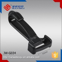 Good Plastic Snap Hook Buckle For Travel Bags Webbing JW-G034