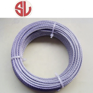 Capacity Of Steel Wire Rope For Control