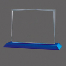 sale custom shield,square glass awards trophy,cube trophy for office decoration