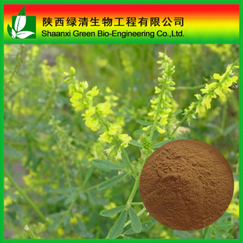 product Melilotus extract 5%Coumarin powder