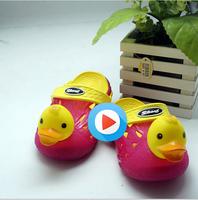 Lovely Slippers For Children