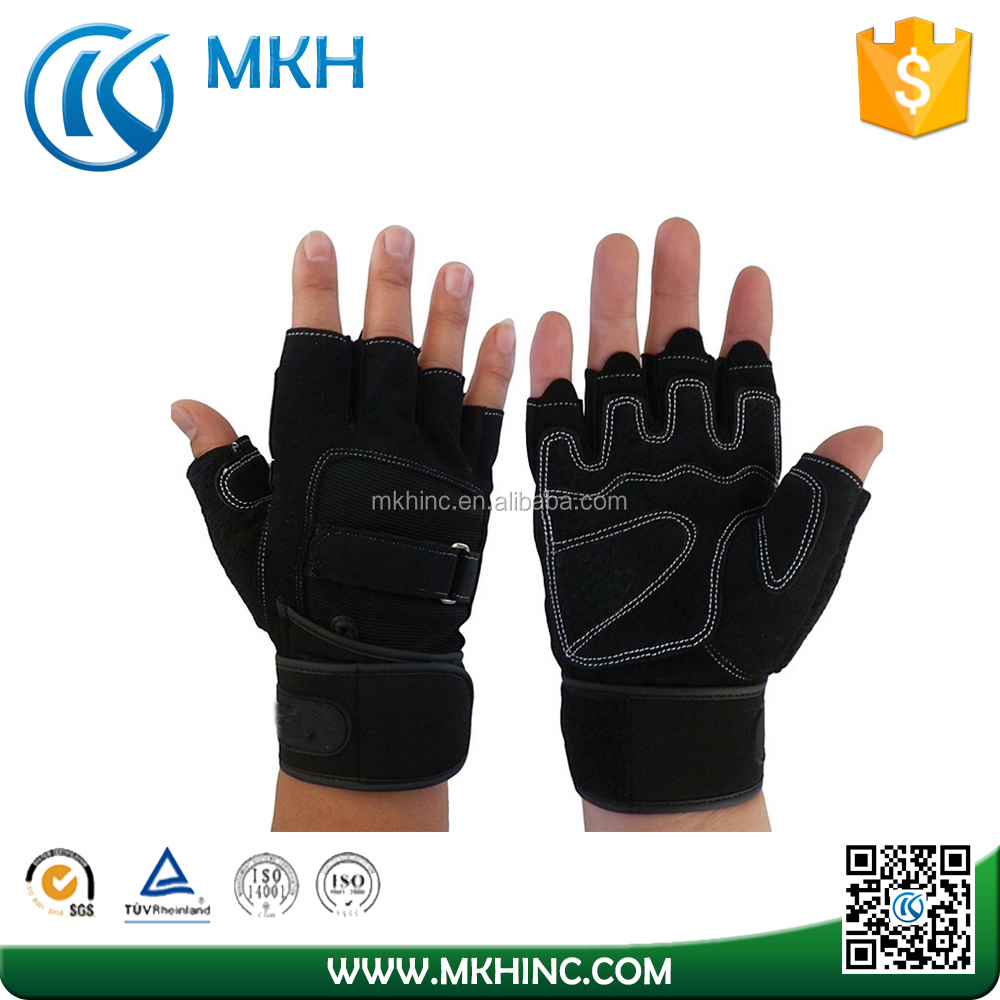 Customized Sports Neoprene Gloves Without Fingers