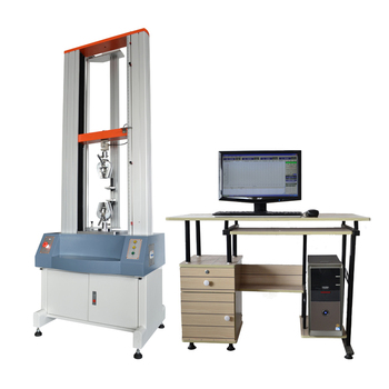 ZONHOW Tensile Strength Testing Machine, Universal Metal Tensile Tester, Tension and Compression Test Machine
