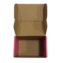 Hot sale custom printing <strong>corrugated</strong> paper <strong>box</strong> for famale <strong>supplies</strong>