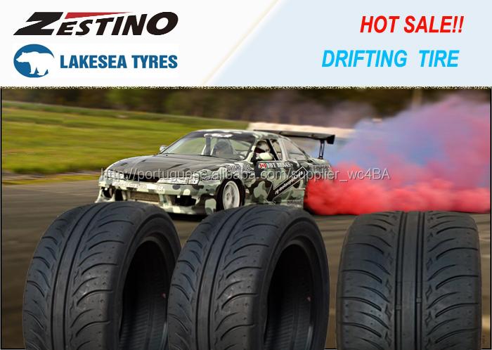 Zestino/lakesea Racing Semi Slick Pneus Drifting Tyre 265/35r18 ...