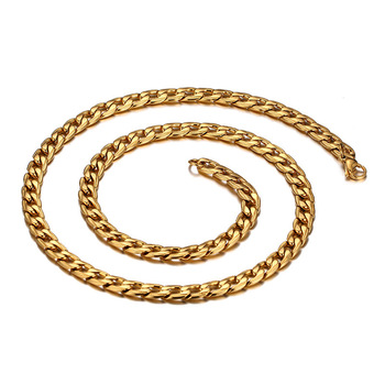Men stainless steel gold necklaces thick chaindifferent types gold men stainless steel gold necklaces thick chain different types gold necklace chains jewelry designs aloadofball Choice Image