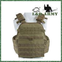 Military Armor Molle Carrier Vest Wholesale High Quality Tactical Vest