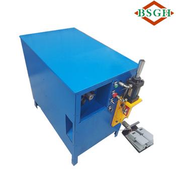 Electric motor rotor wrecker recycling machine mr w motor for Electric motor recycling machine