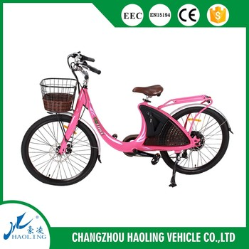 Lark 2017 new model ebike electric bike for ladies with hidden battery