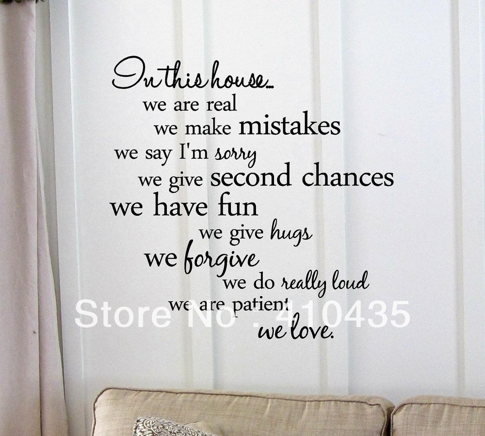 Inspirational Quotes Wall Art Inarace