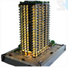 Maldives Property Residential Building Model, Architectural Scale Model