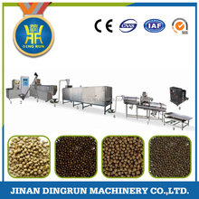 2016 hot sale fully automatic fish feed making machine