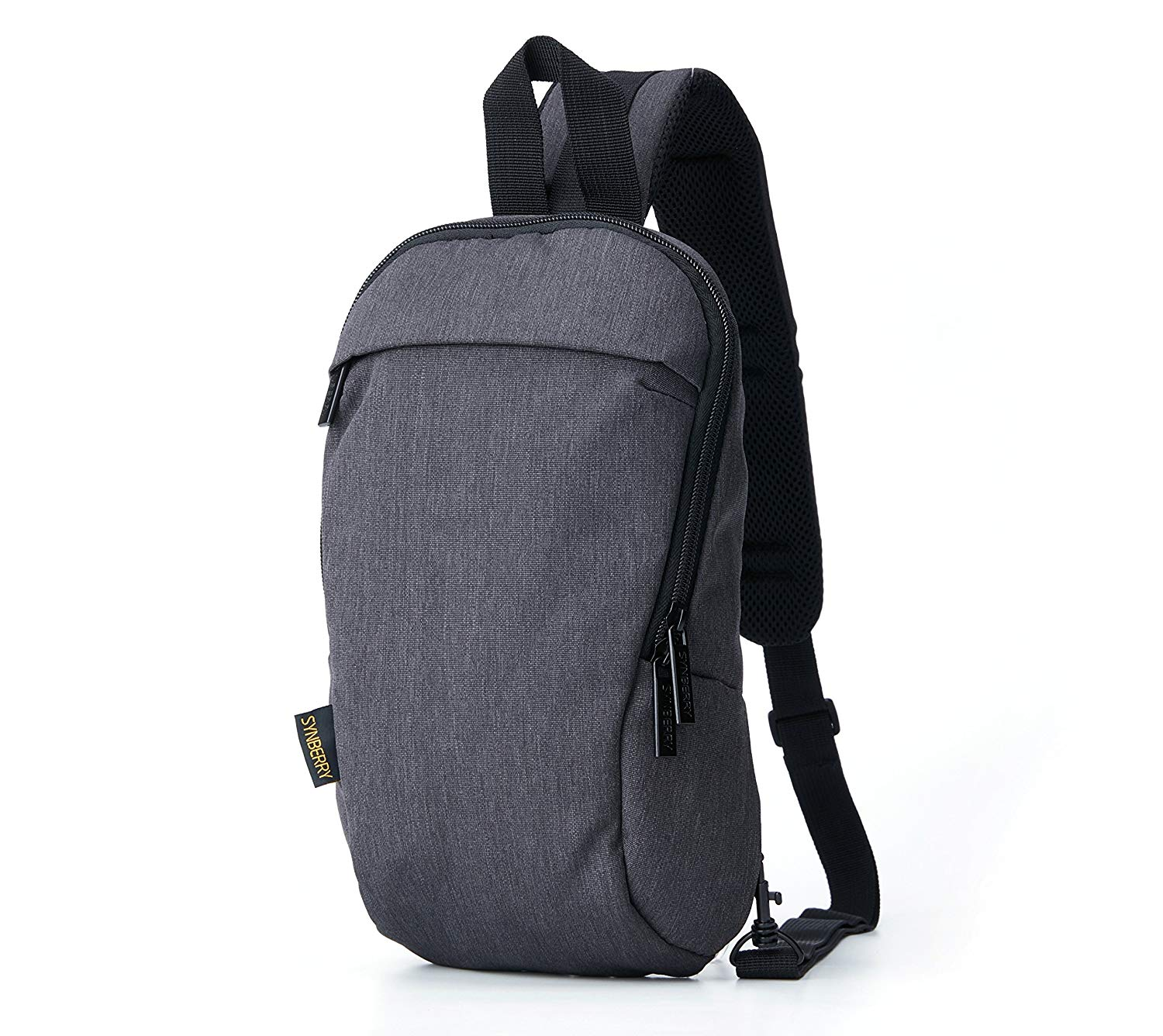 d7600558d441 Get Quotations · Synberry Sling Bag Cross Body Messenger Bag Shoulder  Backpack Travel Rucksack