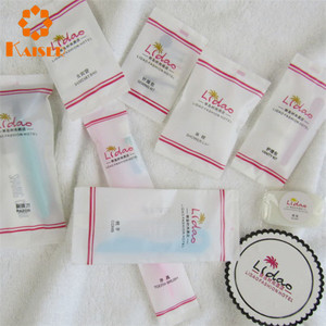 welcome OEM ODM Comfortable bath travel kit set