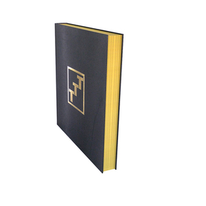 Hand made hard cover books offset hardback book printing