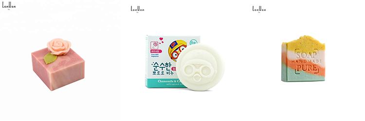 100g Baby Duschseife antibakterielles Bad Seife Baby Pflegende Seife aus Korea importiert