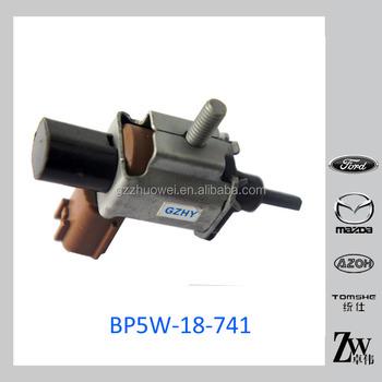 Egr Vacuum Solenoid Valve For Mazda 6 Mazda 3 Mazda 323 Bp5w-18 ...
