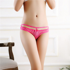 Hot sale erotic disposable sexy girls t-back underwear for women