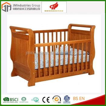 Muebles De Madera Sólida Cuna Bebé Cama De Enfermería - Buy Product ...