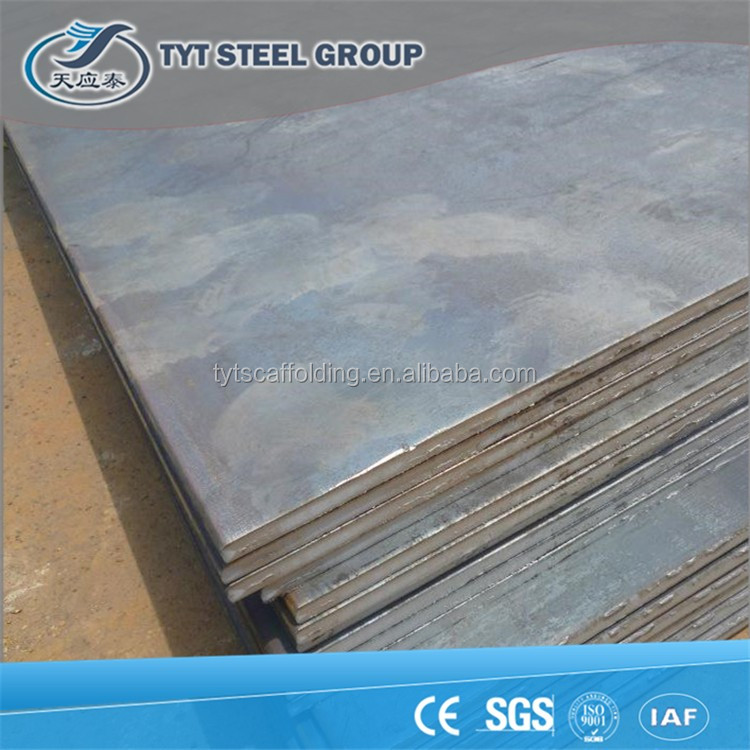 SS400 HR Black Steel Plate Steel Coil Price Factory in Tianjin