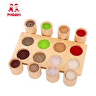 Wholesale Kids Sensorial Teaching Wooden Educational Montessori Material Toys For Children