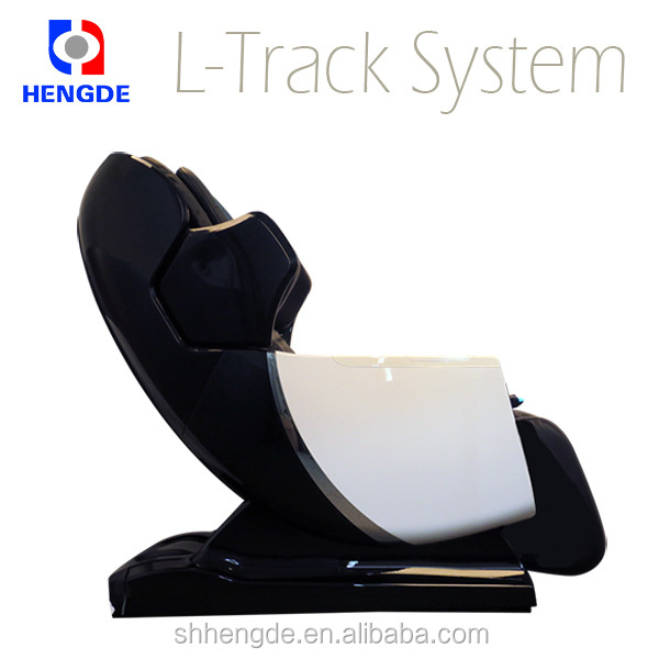 Body Care Coin and Paper Money Operated L-Track Massage Chair
