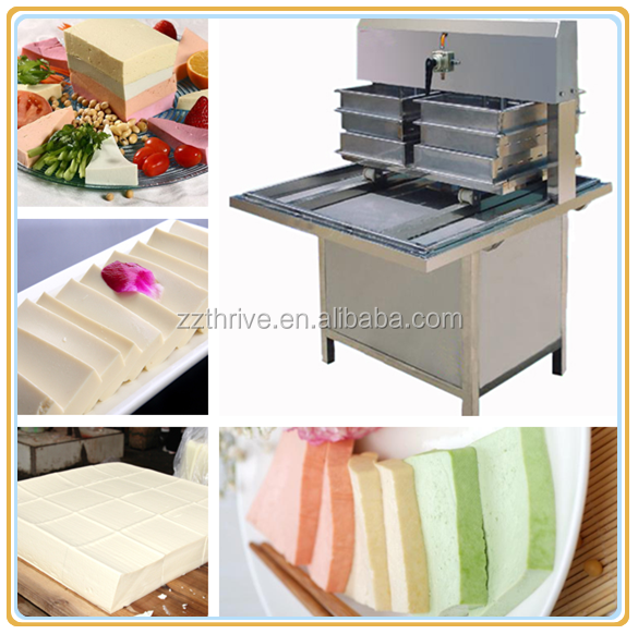 pressing machine for TOFU