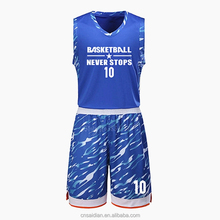 Beste Sublimation Großhandel USA <span class=keywords><strong>Basketball</strong></span> Uniform Farbe Blau/Neueste <span class=keywords><strong>Basketball</strong></span> Jersey <span class=keywords><strong>Design</strong></span> 2018