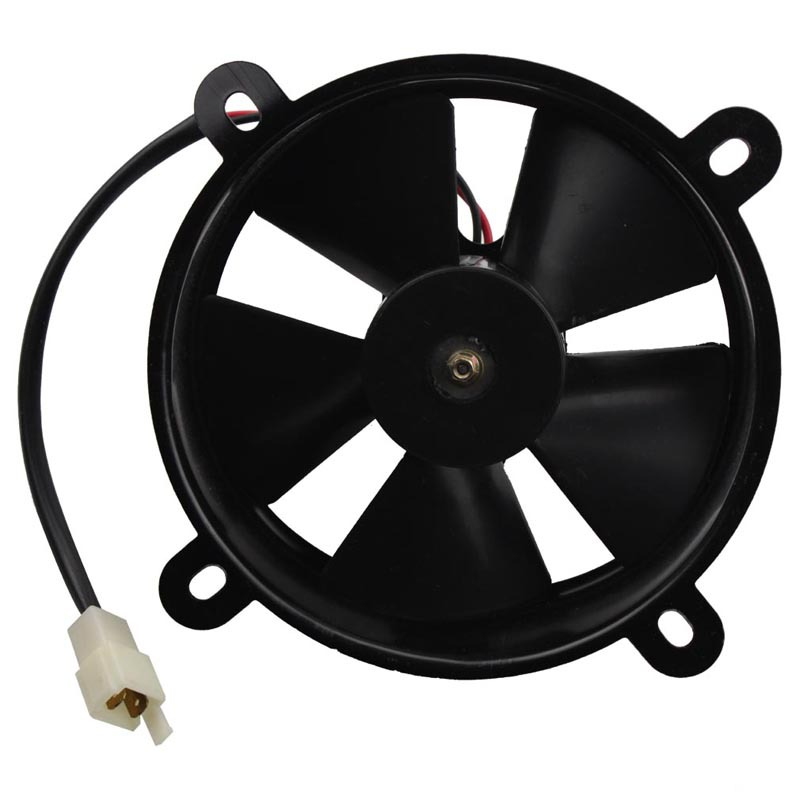 Fan for 200cc-250cc Water-cooled ATV, Dirt Bike & Go Kart motorcycle accessory fan F038-016
