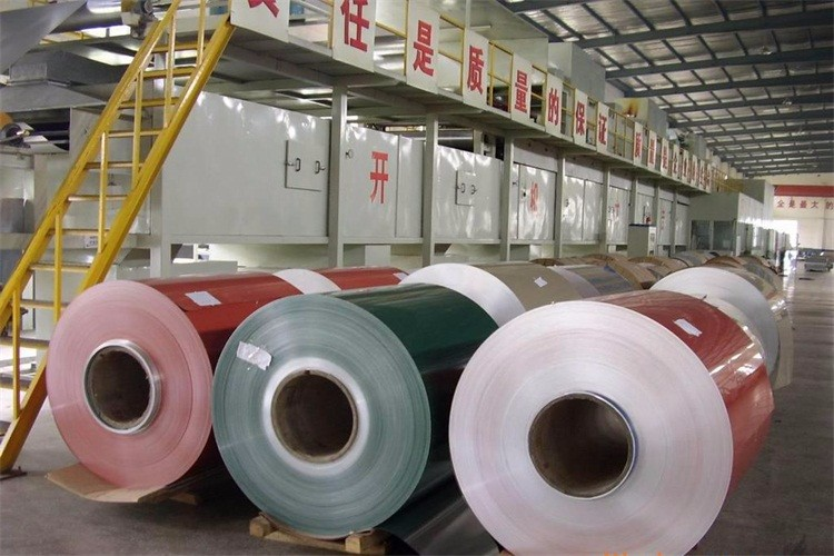Color Coated Galvanized Steel Coil PPGI