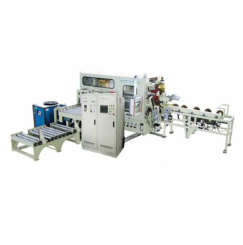 Middle Speed Seam Welder For Steel Drums making machine