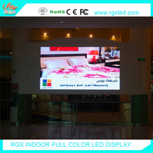 Shenzhen RGX 3D effect led wall panels,electronic led display P5 indoo led display screen