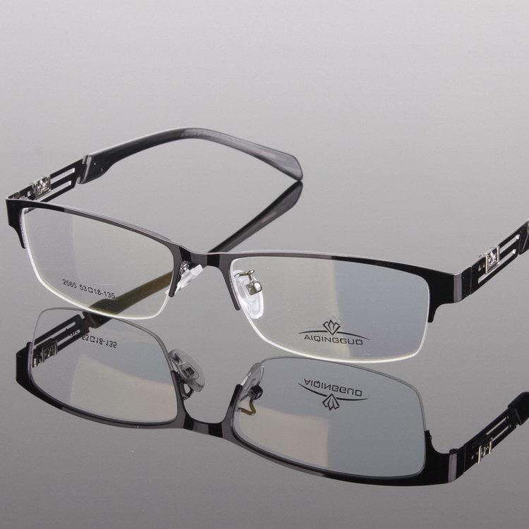 b8a2d7106b Popular Crazy Selling Rimless Titan Eyeglass Frame - Buy Rimless ...
