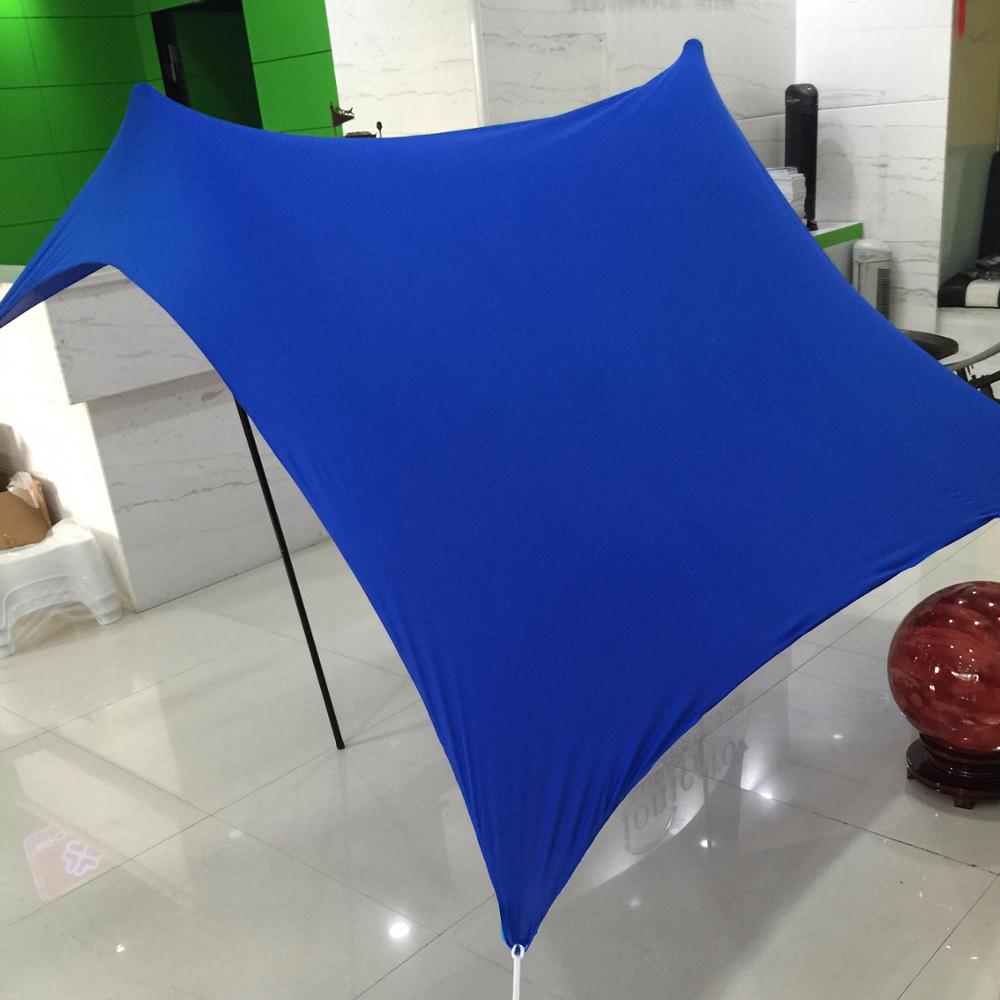 SHADES - beach sunshade canopy: portable, lightweight and packable beach shade! A great lycra beach <strong>tent</strong>