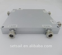 Competitive price 3 in 3 out 700-2700MHz N female type Hybrid Combiner /Coupler