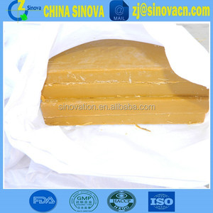 pure natural yellow beeswax refined